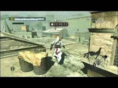 Assassin's Creed Ep. 36: Jerusalem Challenge Problems