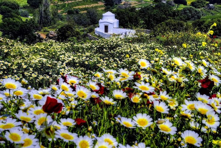 Small Church in Naxos