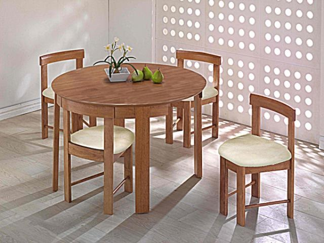 Durham round dining setthe durham round dining set is a for Traditional round dining table sets