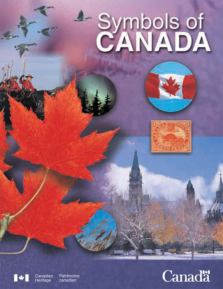 Symbols of Canada PDF Download - Northwoods Press