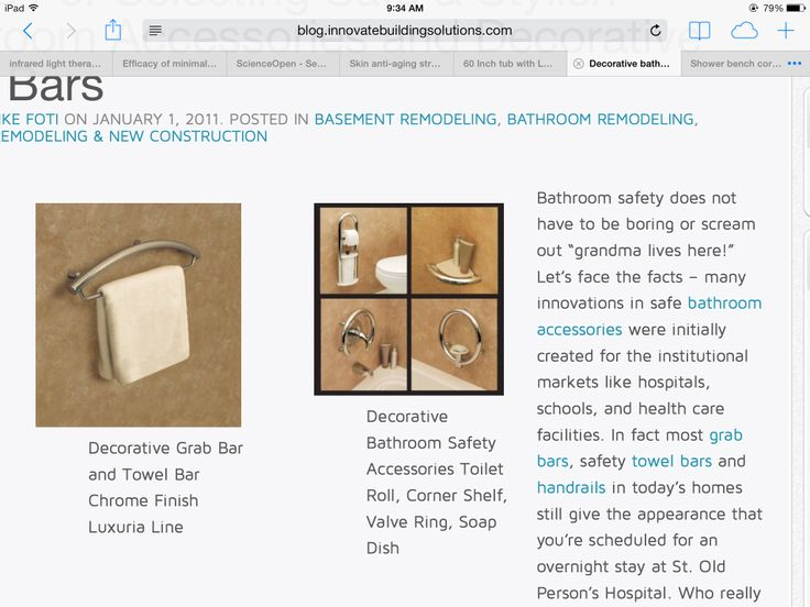 16 best New home shower grab bars images on Pinterest | Grab bars ...