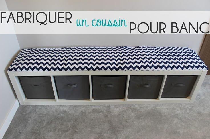 Fabriquer Un Coussin Pour Banc Banc Coussin Fabriquer Pour Making A Bench Bench Cushions Diy Bench Cushion