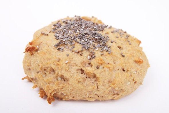Broodjes met chia zaden | veganistisch koken - heerlijke recepten