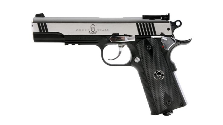 Skeleton Sidearms SS1911 Tactical