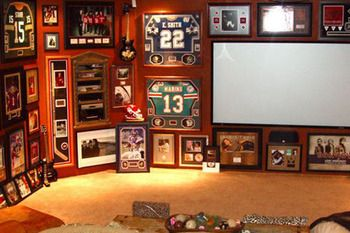 25 Must Haves In A College Football Man Cave The College Football And Nice