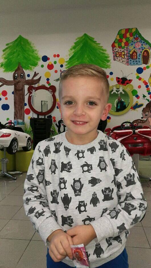 Z Detského kaderníctva odchádza každý zákazník šťastný... #detskekadernictvo #kadernictvo #trnava #kadernictvotrnava #trnavarkadia #kaderko #detskeucesy #boy #cute #haircut #kid #kids #boyhaircut