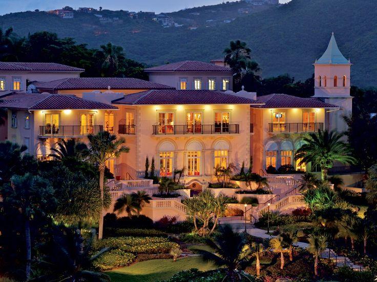 Ritz-Carlton, St. Thomas, U.S.V.I.: USVI Resorts : Condé Nast Traveler
