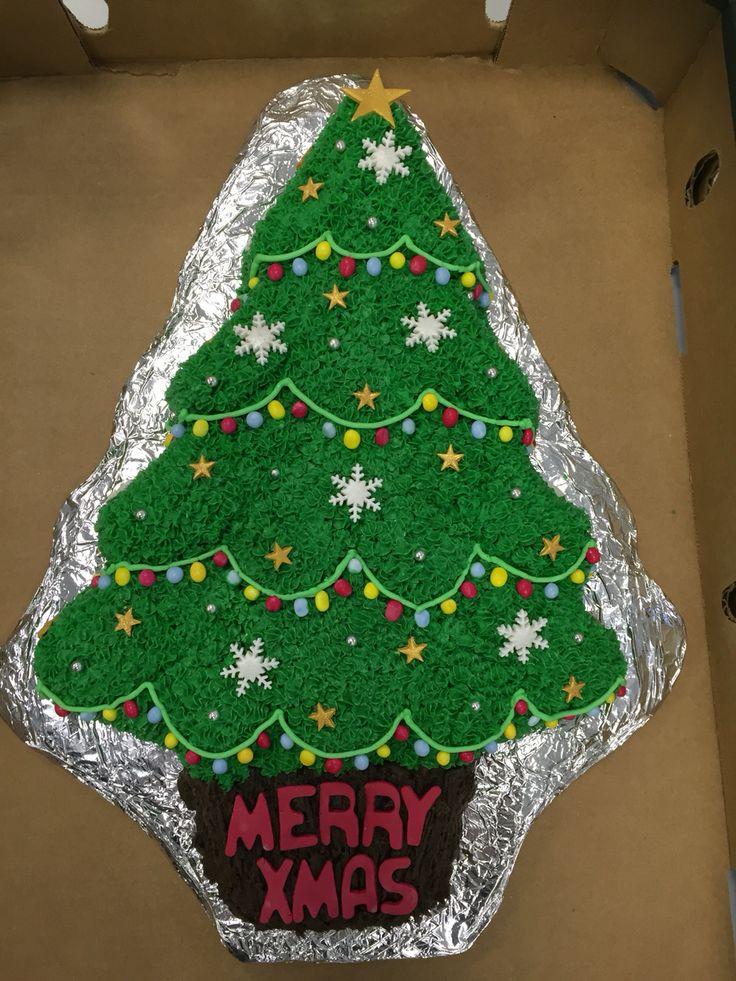 Christmas Cake Ideas Wilton : Wilton Christmas Tree Cake Christmas Cake Pinterest ...