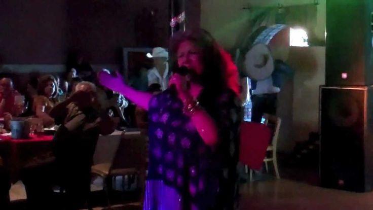 """Alicia Juarez- """"La Mitad de mi Orgullo"""""""