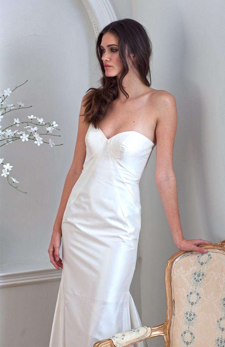 Inez Busty Stunning 88 best sexy wedding dresses images on pinterest   wedding frocks