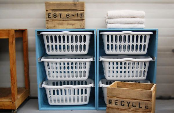 laundry basket tower http://ana-white.com/2010/11/laundry-basket-dresser