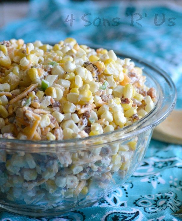 Throw a few ears of corn on the grill and toss the cooked kernels into a bowl. Stir in some tasty mix ins like bacon, jalapeno, and cheddar cheese until you've got this fresh and creamy Jalapeno Popper Grilled Corn Salad. It'll be your new go-to side salad dish. Today's[Read more]
