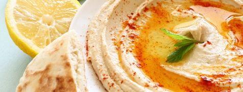 Recepten uit de Libanese keuken