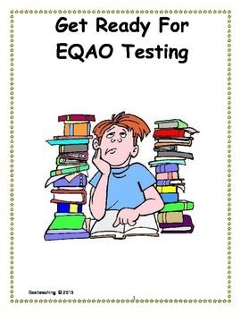 13 best images about EQAO - Grade 6 on Pinterest ...