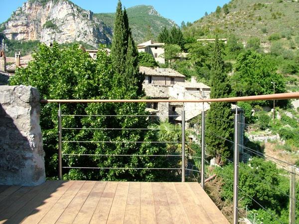 38 best images about rambarde terrasse on pinterest. Black Bedroom Furniture Sets. Home Design Ideas