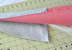 Add a felt hat to a gnome madeinaday.com