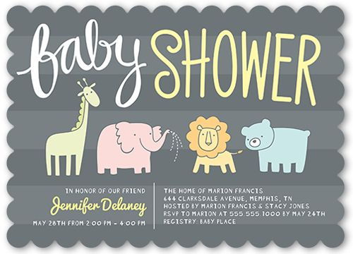 432 best Baby Shower Invitation images on Pinterest Baby shower - office bridal shower invitation wording