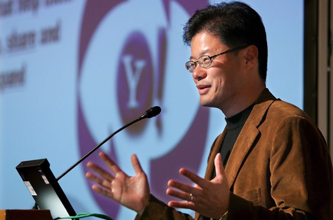 Yahoo! co-founder Jerry Yang resigns - Al Jazeera English