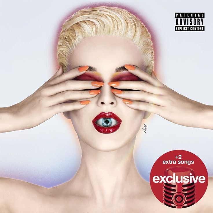 Katy Perry - Witness (Target Exclusive)