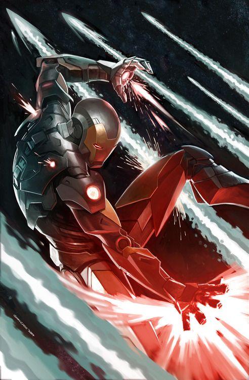 Iron Man by Gary Choo