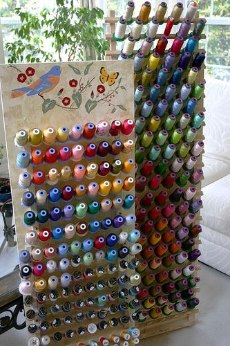 This would be awesome but if I only had a sewing room to put them in..