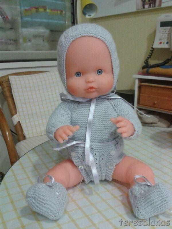 Teresalanas: Modelos Nenuco