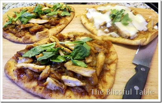 Caramelized onion Flatbread | Food and Drink | Pinterest