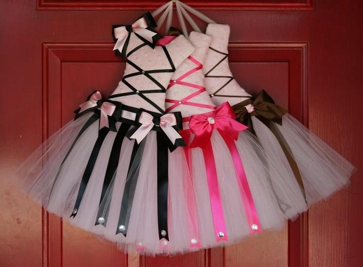 hair bow holder...too cute :)