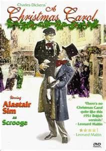 My favorite Christmas Carol. With Alastair Sim.