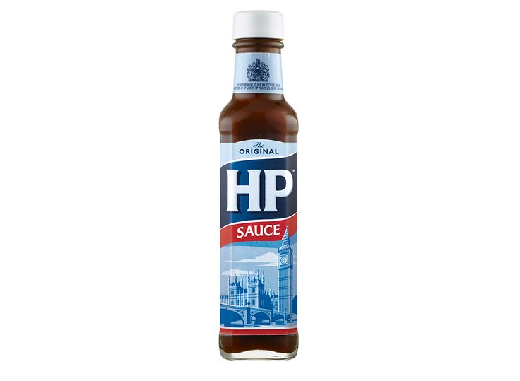 HP Brown Sauce consists of vinegar, tomatoes, dates, spices and tamarind extract and is best accompanied with a full English breakfast.