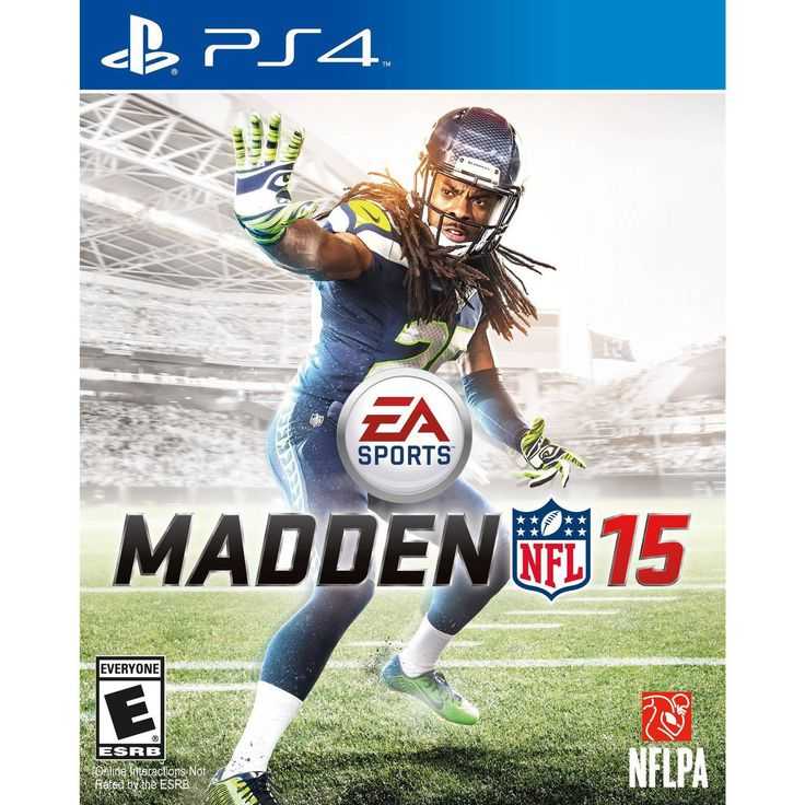 Madden NFL 15 (PS4, Pre-Owned) $0.85   Free Shipping