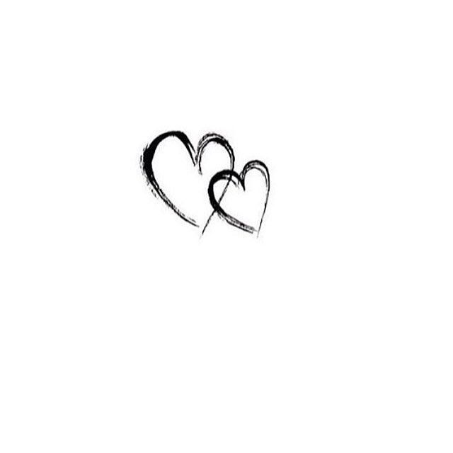 Image result for tattoos of four interlinked hearts
