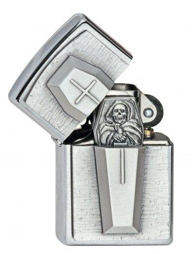 Coffin Trick Emblem | Zippo.de