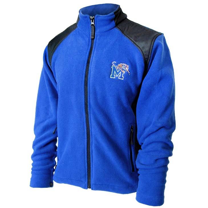 Women's Memphis Tigers Fleece Jacket