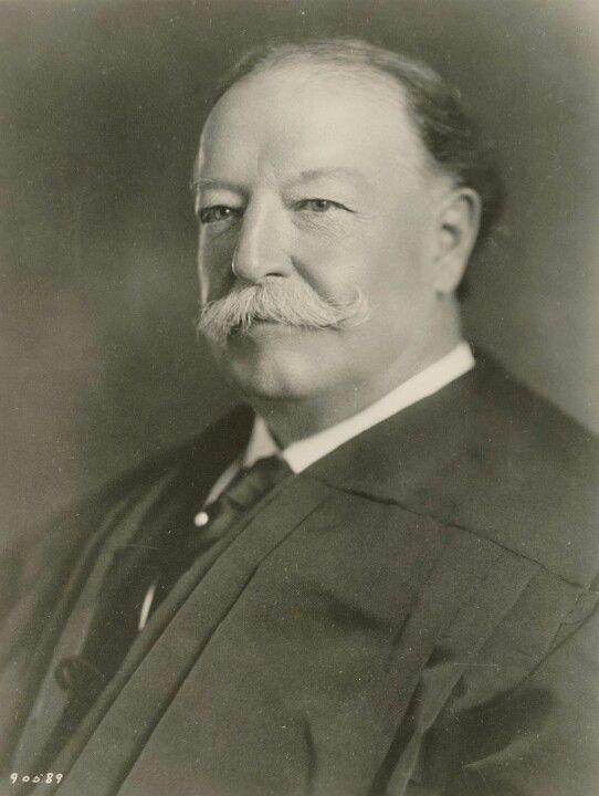 Pres. William Taft, born in Cincinnati, Ohio.