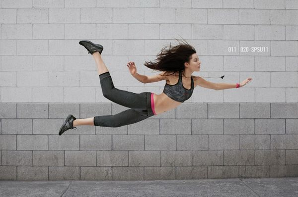 Nike Be Free 2011 campaign by Denis Darzaque
