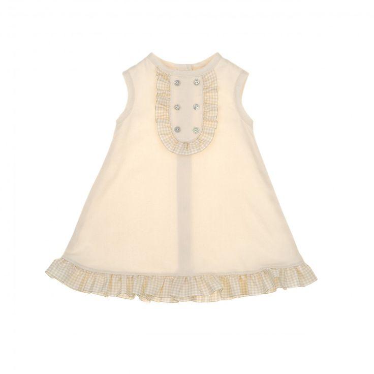 NATURAPURA - Abito 100% Cotone Biologico - Baby Fashion - Kids Fashion -  Cerimonia