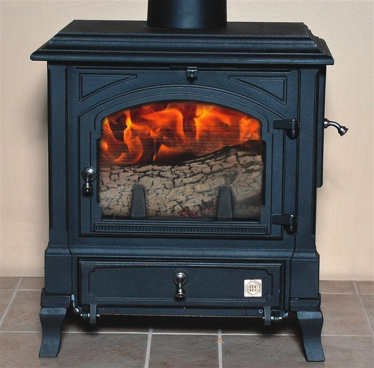 Hearthstone Heritage Wood Heat Stove Is The Cleanest Burning