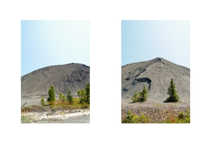 on Fake Mountains  by Jean-Michael Seminaro    http://theasbestosproject.tumblr.com