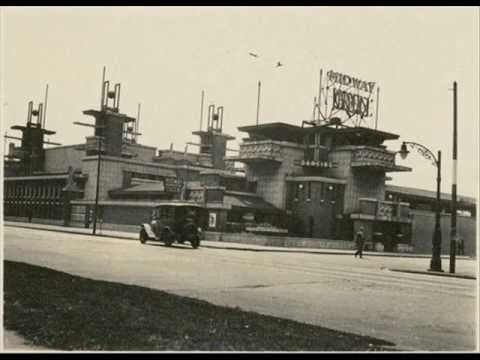 Midway Gardens, Lost Chicago Frank Lloyd Wright Entertainment Complex - YouTube