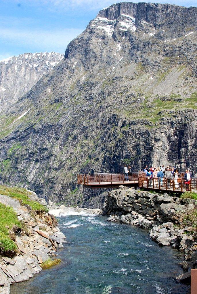 Trollstigen - visit Norway
