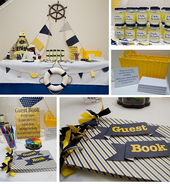 145 Best ~ Nautical Theme Baby Shower ~ Images On Pinterest | Nautical Baby  Showers, Nautical Party And Baby Shower Centerpieces