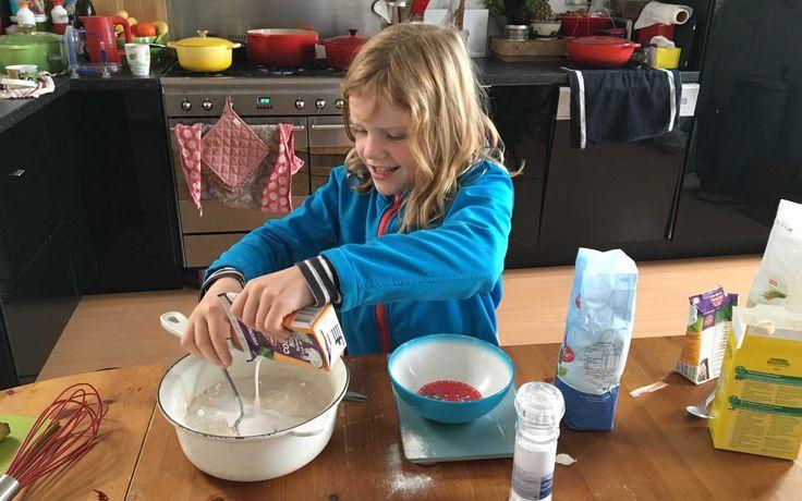 Nogosari gemaakt door Annemijn. Het recept komt uit de geur van witte rijst. Kids in the Kitchen