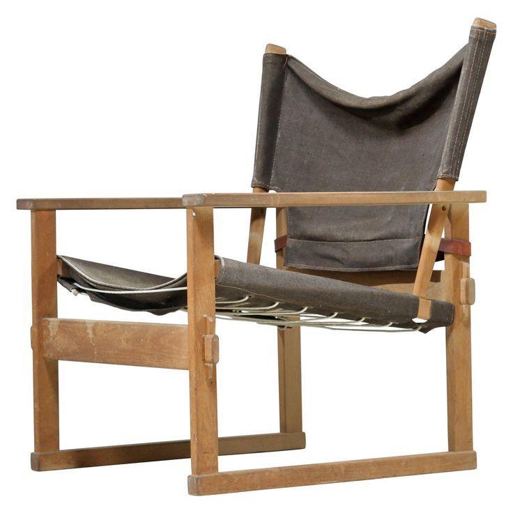 Kai Winding - Wooden Armchair - 1960s
