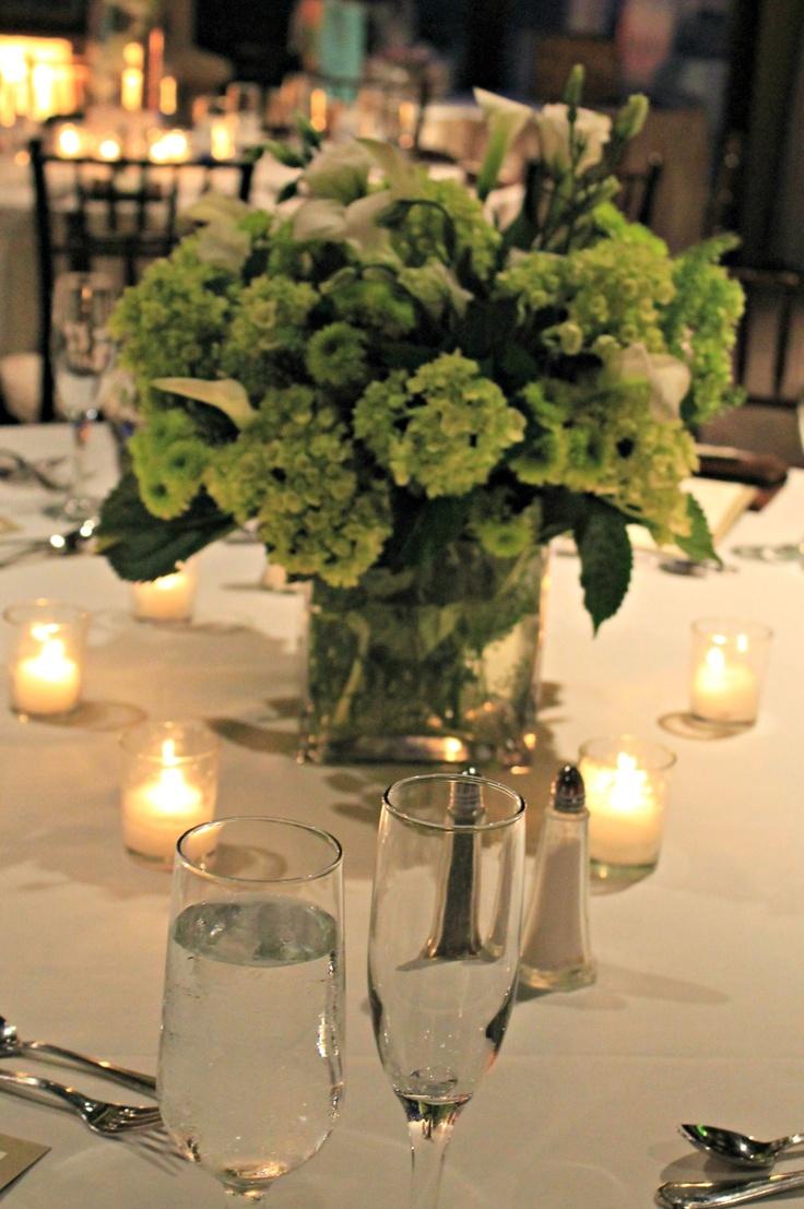 Best green hydrangea centerpieces ideas on pinterest