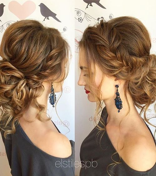 20 killer romantic wedding updos for medium hair wedding hairstyles 2017
