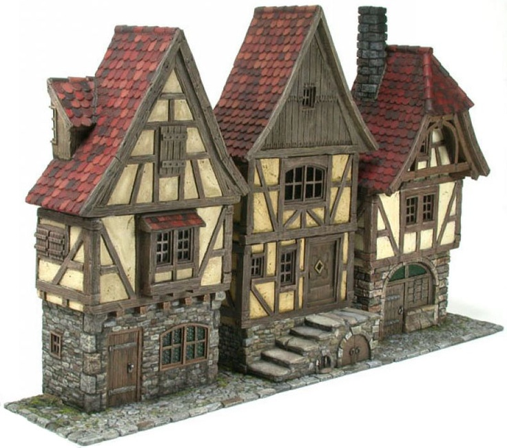 ciantys Tabletop Wargames Blog: Townhouse front