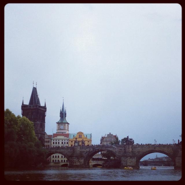 St. Charles' Bridge, Prague