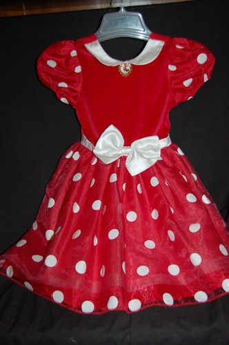 Lovey Minnie Mouse Dress