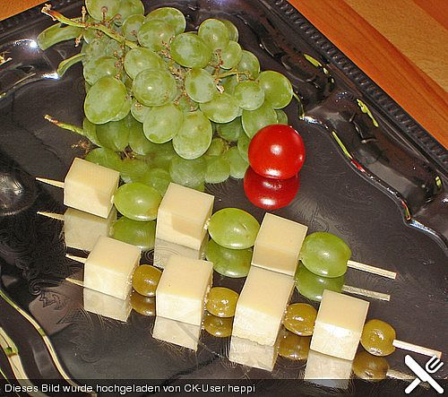 heppis Käsespieße